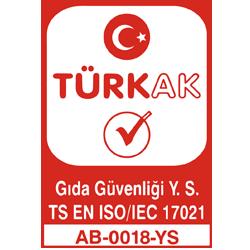 Çiğköfte Evi Türk Ak Gıda Güvenliği Belgesi